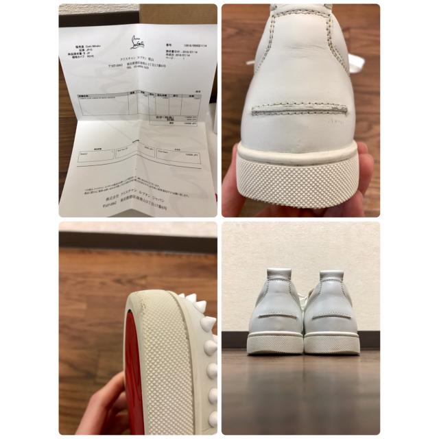 Christian Louboutin(クリスチャンルブタン)のChristian Louboutin スニーカー メンズの靴/シューズ(スニーカー)の商品写真