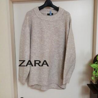 ZARA - ザラ オーバーサイズ ニット セーター M