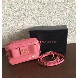 PRADA - 美品プラダバック