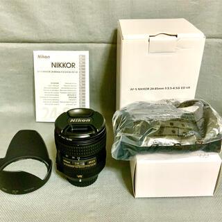 Nikon - 美品 AF-S NIKKOR 24-85mm f/3.5-4.5G ED VR