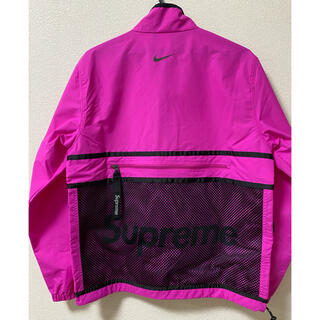 Supreme - Supreme×NIKE Trail Running Jacket ピンク M