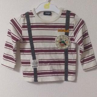 クレードスコープ(kladskap)の【90サイズ】 Kladskap  クレードスコープ ロンT 古着 キッズ(Tシャツ)