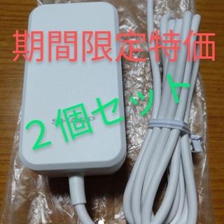 シャープ(SHARP)の★2個セット 限定特価 type-C 急速充電器 USB PD SH-AC05(バッテリー/充電器)