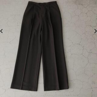 ENFOLD - 美品☆RIM.ARK/リムアーク センタープレスパンツ 34☆クラネ セオリー