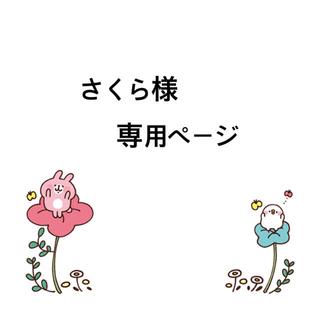 アラシ(嵐)のさくら様専用ページ(バッグ)