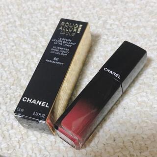 CHANEL - CHANELルージュアリュールラック66