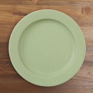 イッタラ(iittala)のSAKUZAN プレート モスグリーン 20cm(食器)