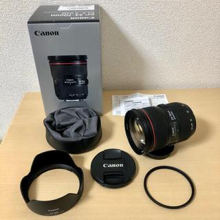 Canon - Canon  EF24-70mm F2.8L Ⅱ USM  極美品 フィルター付