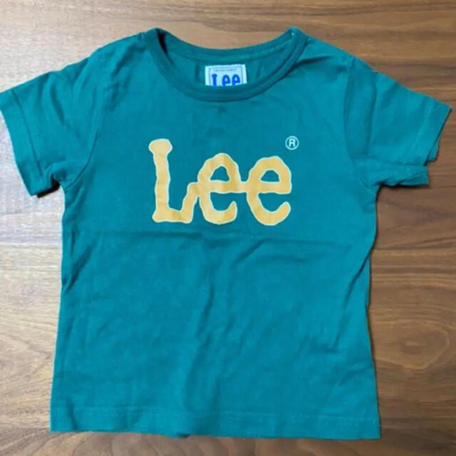 Lee(リー)のLee Tシャツ 2枚セット キッズ/ベビー/マタニティのキッズ服男の子用(90cm~)(Tシャツ/カットソー)の商品写真
