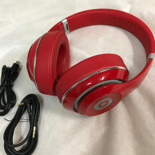 Beats by Dr Dre - Beats STUDIO 2 Wireless レッド (ワイヤレス)