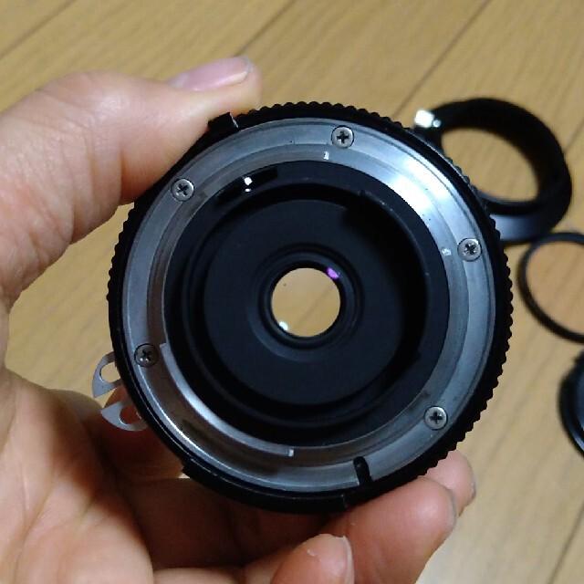 Nikon(ニコン)のAi改ニッコール 20ミリF4 美品 スマホ/家電/カメラのカメラ(レンズ(単焦点))の商品写真