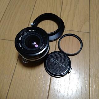 Nikon - Ai改ニッコール 20ミリF4 美品