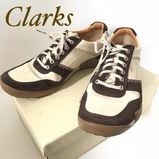 Clarks - クラークス  歩きやすい!上質レザーウォーキングシューズ