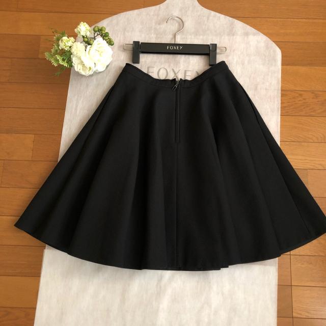FOXEY(フォクシー)の美品♡FOXEY BOUTIQUE♡フレアマトラッセ♡スカート レディースのスカート(ひざ丈スカート)の商品写真