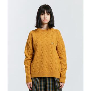 フレッドペリー(FRED PERRY)のFRED PERRY  Split Back Sweater(ニット/セーター)
