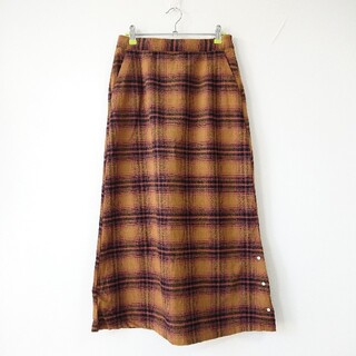 LEPSIM - LEPSIM  *チェック柄スカート*