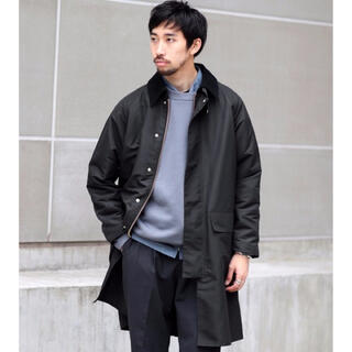 Barbour - バブアー エディフィス別注 BURGHLEY