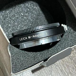 ライカ(LEICA)のLeica M-Adapter L 18771  ライカ(その他)