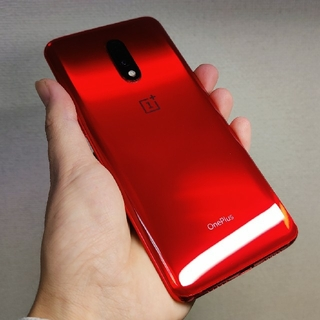 ANDROID - oneplus7 レッド 8GB/256GB