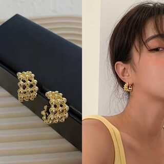 GALLARDA GALANTE - #849 import pierce : ballchains gold