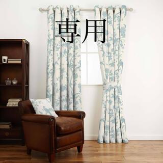 ローラアシュレイ(LAURA ASHLEY)の専用 サマーパレスカーテン長さ183cm(カーテン)