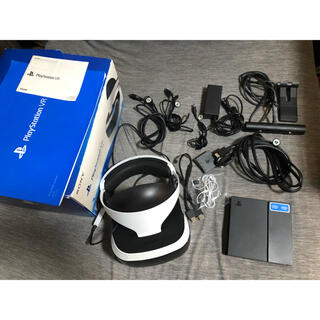 プレイステーションヴィーアール(PlayStation VR)のPSVR Camera同梱版 CUHJ-16001(家庭用ゲーム機本体)