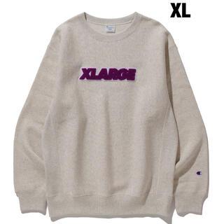 XLARGE - XLARGE×Champion スウェット XL