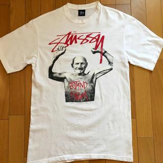 STUSSY - old stussy ステューシー tシャツ