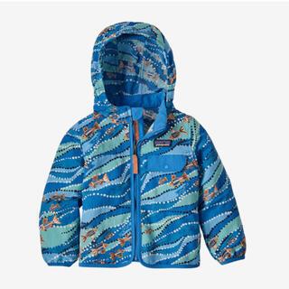 パタゴニア(patagonia)のセール!1番人気サイズ!新品タグ付!patagonia バギーズジャケット 5T(ジャケット/上着)