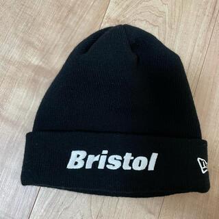 エフシーアールビー(F.C.R.B.)のF.C.Real Bristol NEWERA KNIT CAP(キャップ)