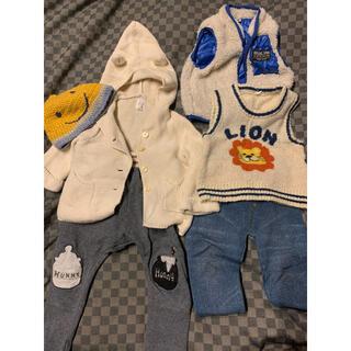 ベビーギャップ(babyGAP)の子供服(80㎝)(パンツ)
