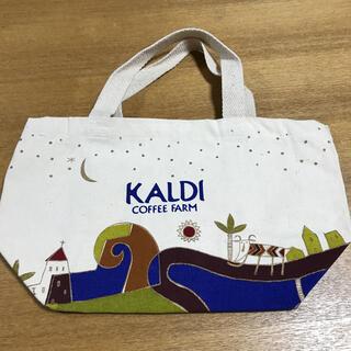 カルディ(KALDI)のカルディのトートバック(トートバッグ)