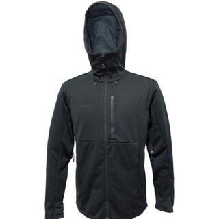 マムート(Mammut)の【着用1回】マムート ultimate V SO hooded jacket(マウンテンパーカー)