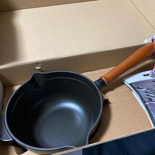 ストウブ(STAUB)の新品未使用 ストウブ staub 鍋 ソースパン 片手なべ(鍋/フライパン)