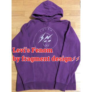 フラグメント(FRAGMENT)のLevi's fenom リーバイスフェノム フラグメントデザイン パーカー(パーカー)