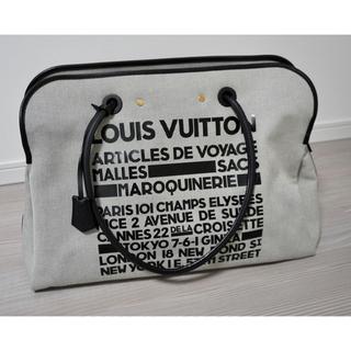 LOUIS VUITTON - ◇入手不可能◇LOUIS VUITTON ルイヴィトン クルーズ トートバッグ