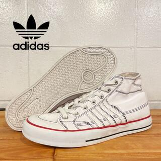 adidas - 2010年モデル 廃盤adidas アディダス ハイカット スニーカー