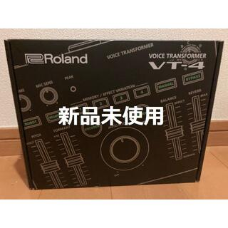 ローランド(Roland)のVT-4 Voice Transformer ボイストランスフォーマー(エフェクター)