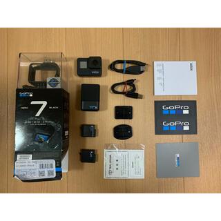 ゴープロ(GoPro)のGoPro hero 7 black 付属品多数!!1.2ページ見てください(コンパクトデジタルカメラ)