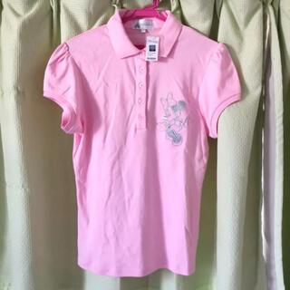 ディズニー(Disney)の香港ディズニーランド ポロシャツ【新品タグ付】(ポロシャツ)
