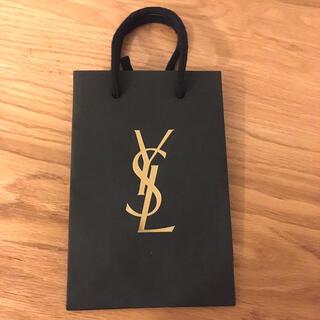 イヴサンローランボーテ(Yves Saint Laurent Beaute)のイヴ・サンローラン ショップバッグ(ショップ袋)