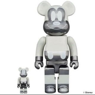 メディコムトイ(MEDICOM TOY)のBE@RBRICK fragment  MICKEY MOUSE REVERSE(その他)