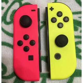ニンテンドースイッチ(Nintendo Switch)の任天堂Switch ジョイコン 左右セット2(その他)