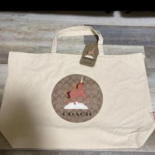 COACH - コーチアウトレット福袋用エコバッグ