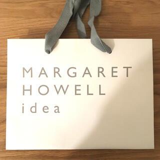 マーガレットハウエル(MARGARET HOWELL)のマーガレットハウエル  ショップ袋(ショップ袋)