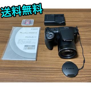 Canon - 【美品】Canon デジカメ sx400is 望遠機能付 値下