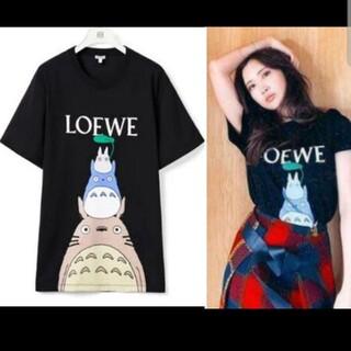 LOEWE - LOEWE 完売 紗栄子着用 トトロ Tシャツ GUCCI BALENCIAGA