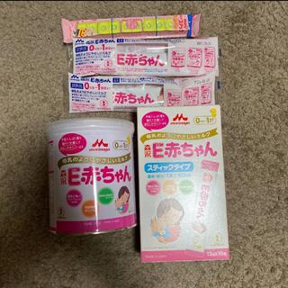 森永乳業 - 粉ミルク E赤ちゃん ミルク 森永