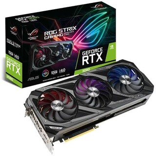 エイスース(ASUS)のマユリ様専用 Asus 新品未開封 RTX3080 Rog strix(PCパーツ)