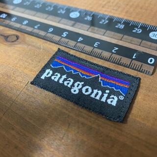 パタゴニア(patagonia)のPatagonia タグ ワッペン 正規品(各種パーツ)